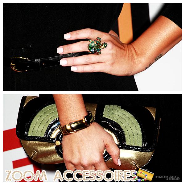 .     « Flash Back Events : Kimberly a assisté au  EMI Grammy After-Party 2011  , le 13 février au Milk Studios , Los Angeles , Californie.   »  .      Tu en pense quoi ?   .