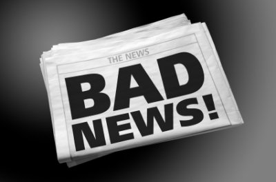 Bad news :(