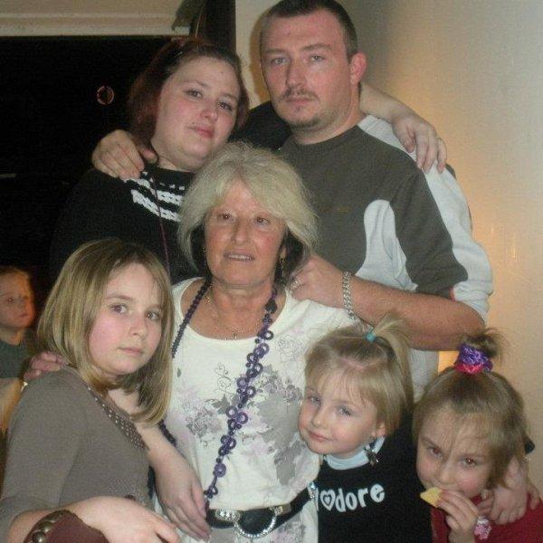 moi est ma famille