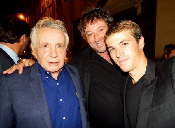 MICHEL SARDOU, PASCAL PARIS & AYRTON PARIS