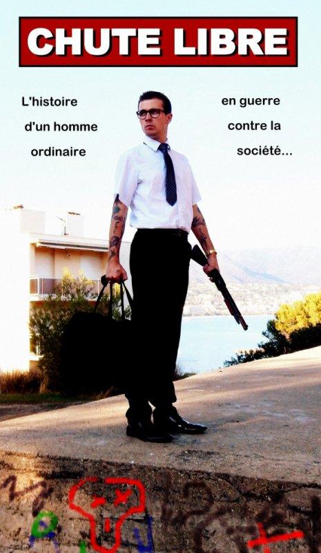 """AYRTON PARIS en mode """"CHUTE LIBRE"""""""