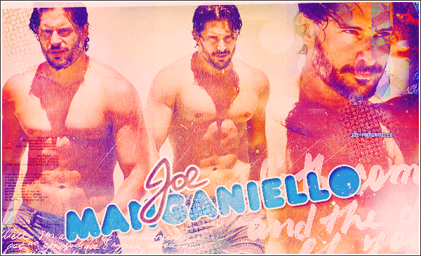 Joe Manganiello