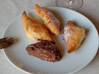 Roussettes (ou Bugnes)