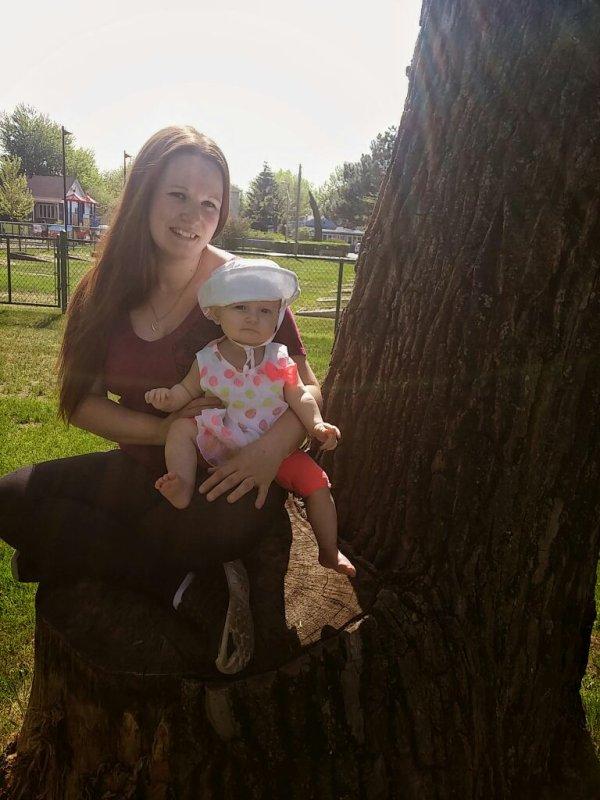 Bébé et maman