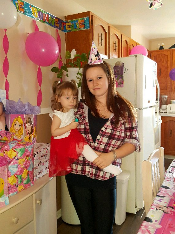 2 ans pour ma princesse