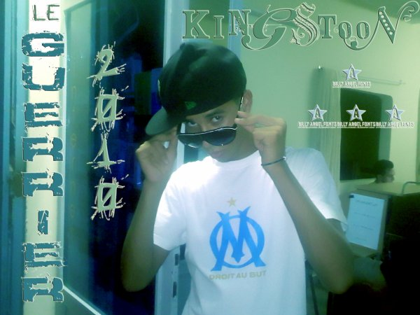 KinGStooN Le Guerrier