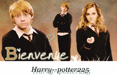 """Harry Potter, forever in our heart"""