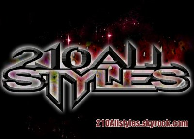"WELCOME IN THE "" 210 ALL STYLES "" WORLD !!!!!!!!!!!!!!!!! : )"