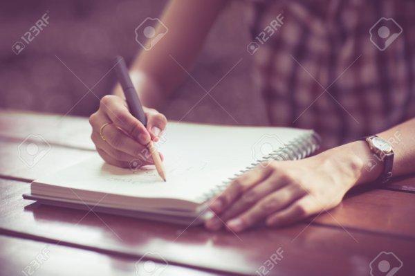 projet d'écriture