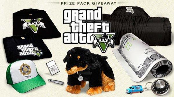 RockStar Games GTA V