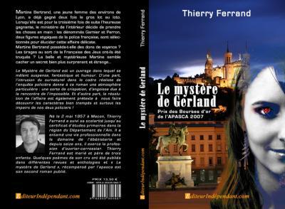 Mon roman : le Mystere de Gerland