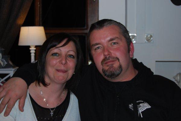 Chris et Aurore