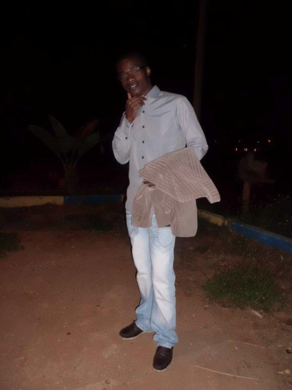 Feu de camp des Guinéens à Mohammedia 2012