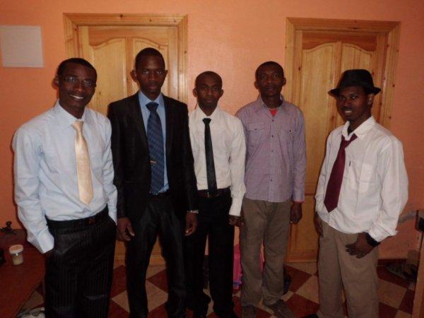 JC guinéenne 2012