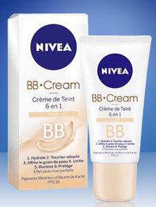 La BB crème de Nivea