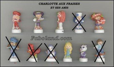 Recherche 190 charlotte aux fraises et ses amis les - Charlotte aux fraises et ses copines ...