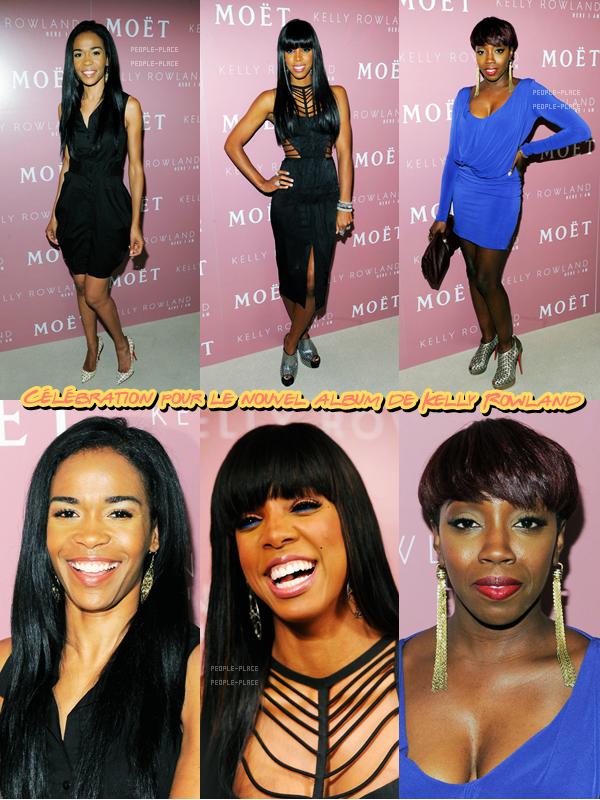 Kelly Rowland - Michelle Williams - Estelle