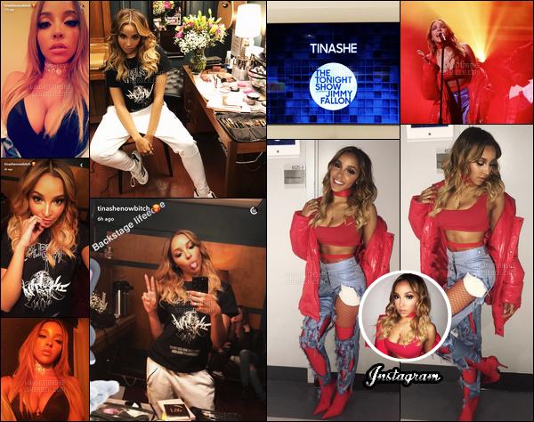 .  RESEAUX SOCIAUX •. La sublissime Tinashe a posté de nouvelles photos sur les réseaux.   .