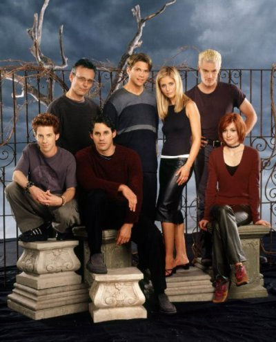 buffy contre les vampire !