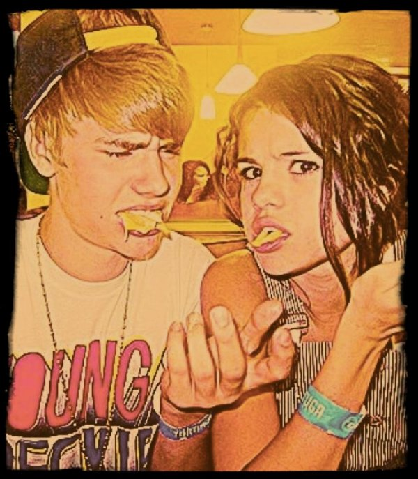 Justin and Me :)