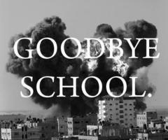 goodbye scholl