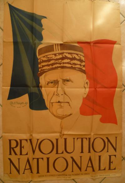 Affiche Française. Taille 80 X 120
