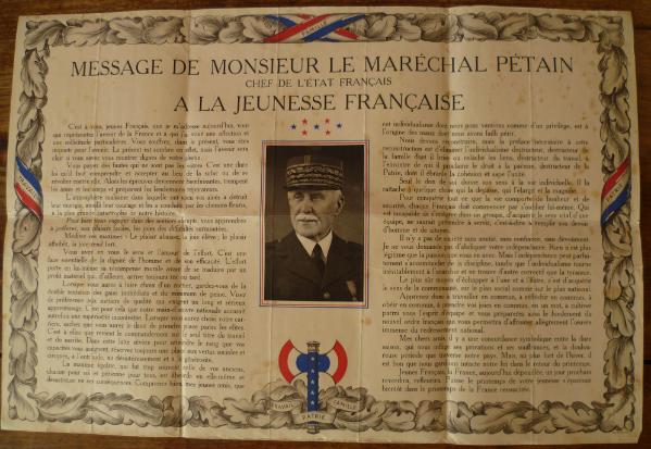 Affiche Française 55 X 37