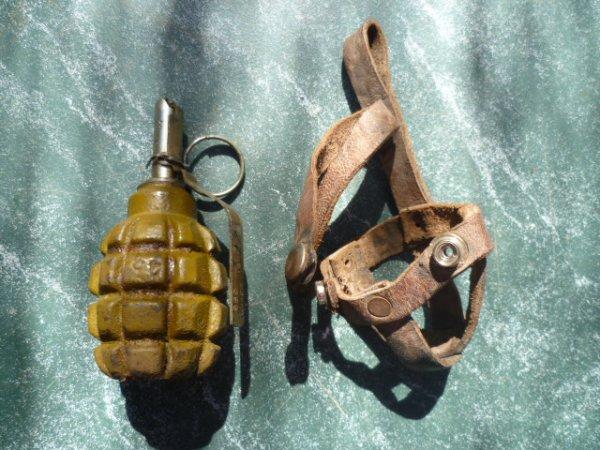 Grenade Russe.
