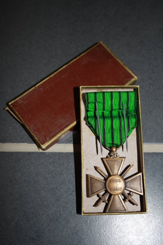 Croix de vichy