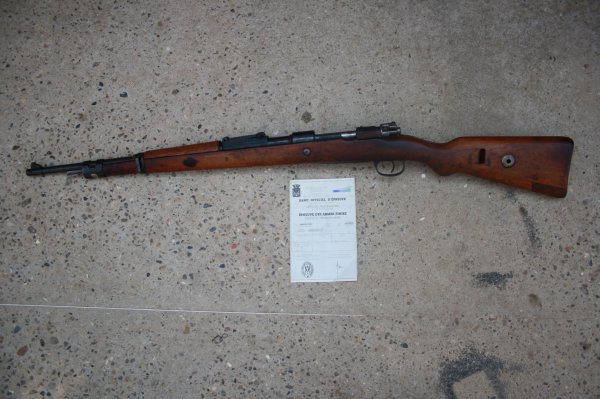 Mauser Kar 98 K