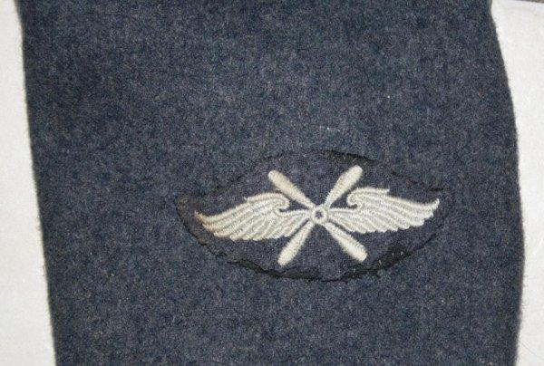 Veste Luftwaffe.