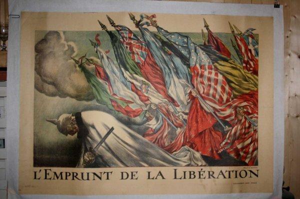 Affiche de la 1er guerre !!