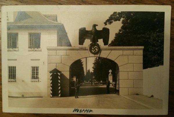 Quelques cartes postales Allemand de la 1ère et 2ème guerre  ( don de Christophe Goselin )