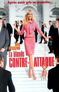 La Blonde contre-attaque (Legally blonde 2 : red, white & blonde)