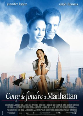 Coup de foudre a manhattan (Maid in Manhattan)