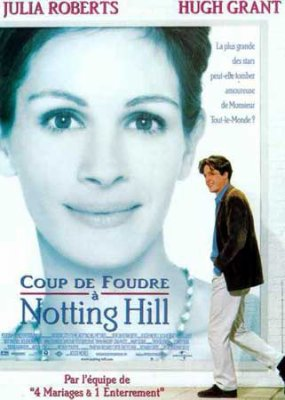 Coup de Foudre à Nothing Hill (Notting Hill)