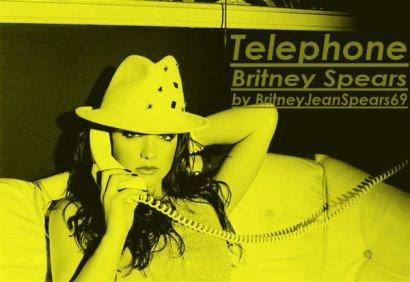 Reprise de Telephone de Lady Gaga par Britney Spears