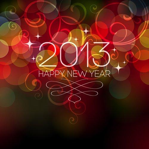 Joyeuse et Heureuse Annee 2013 !