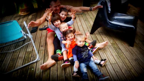 Mes petits enfants..............
