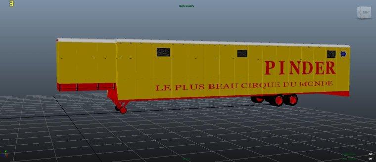 FS 2015; Le cirque;  matériels, v2