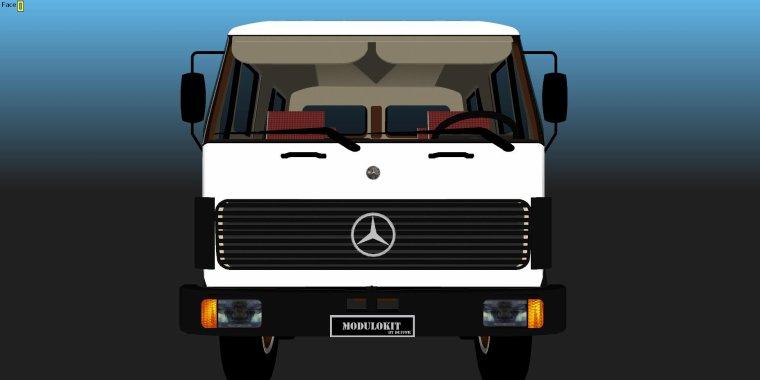 FS 2015;  châssis Mercedes 8x8 DC