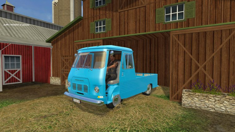 FS 2015:   PEUGEOT J7 Pick-Up beta