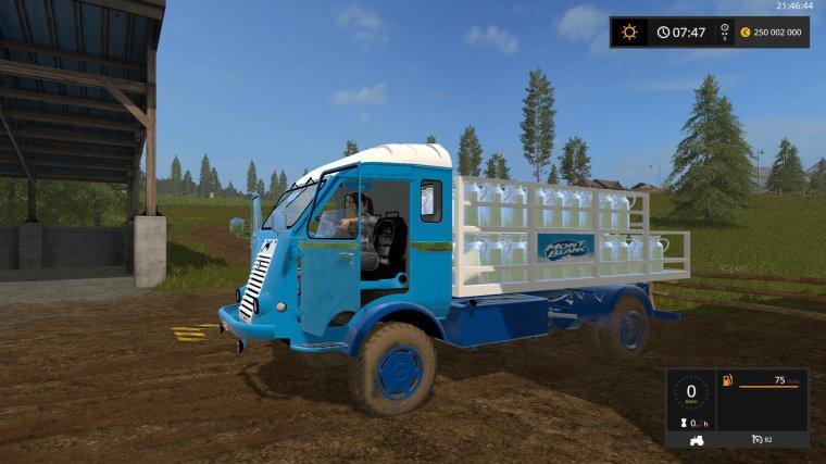 FS17- Renault 2T5 Laitier
