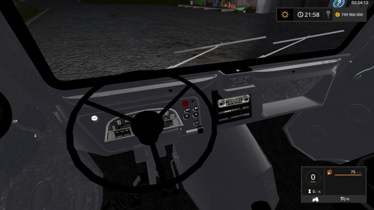 FS17,  Bétaillère Citroën Tube HY
