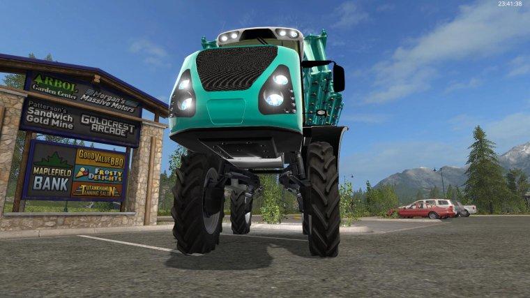 FS17,  automoteur Berthoud Raptor 4250  P2
