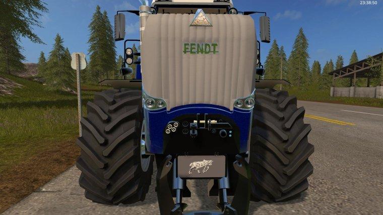 FS17:     Fendt Trisix beta 2
