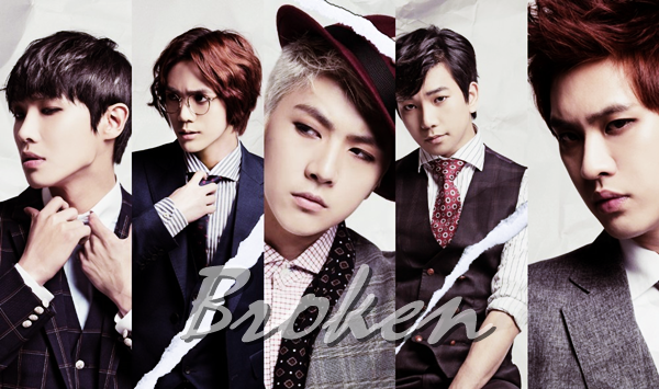MBLAQ - Be A Man ~ After slowly thinking about it, I can't live without you If you're not here, I'm not here either, all I'd do is just breathe  ♪