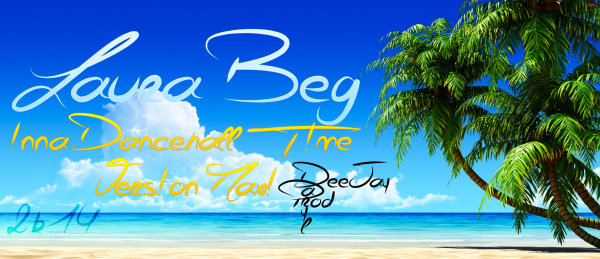 Deejay Daryl Prod feat. Laura Beg - Inna Dancehall Time version Maxi 2014  (2014)