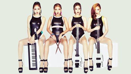 Mon Classement Girlgroup Kpop.