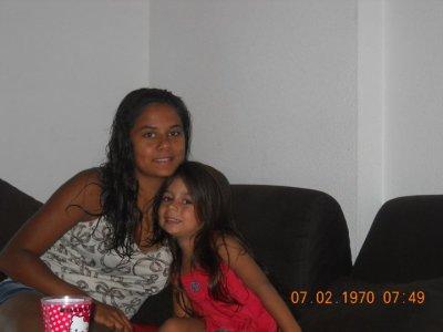 Ma seul raison de vivre , Ma nièce «`3 »♥